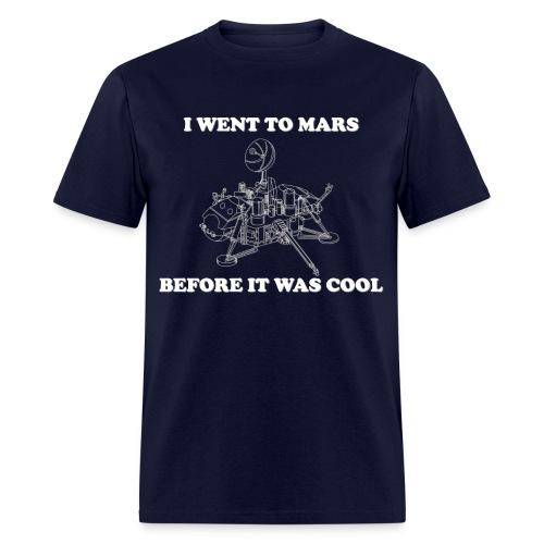 Hipster Martian - Men's T-Shirt