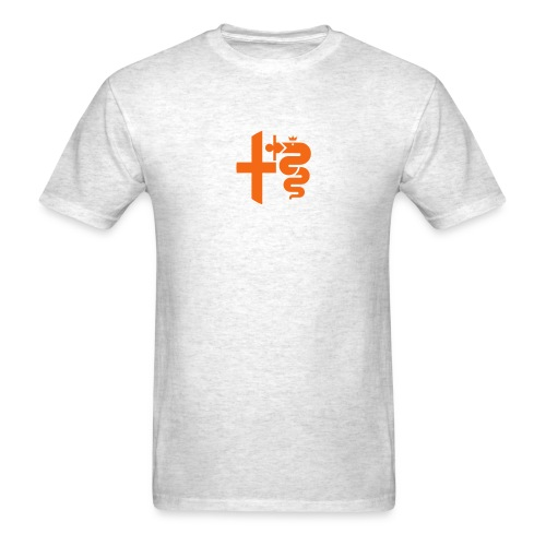 1971 Retro Future (Orange) - Men's T-Shirt