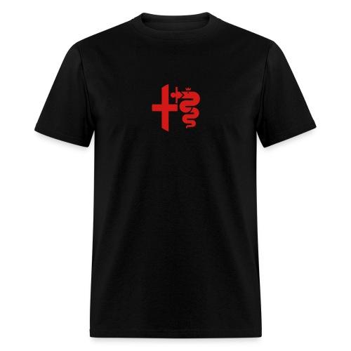 1971 Retro Future (Red) - Men's T-Shirt