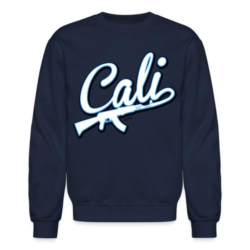 Cali ··· Nvy - Crewneck Sweatshirt