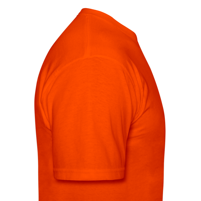 Men's Standard T- w/back & chest logo (Black Glitz)