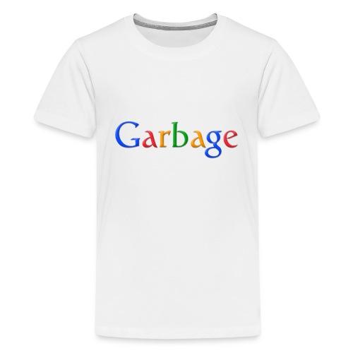 Adult Garbage Tee - Kids' Premium T-Shirt