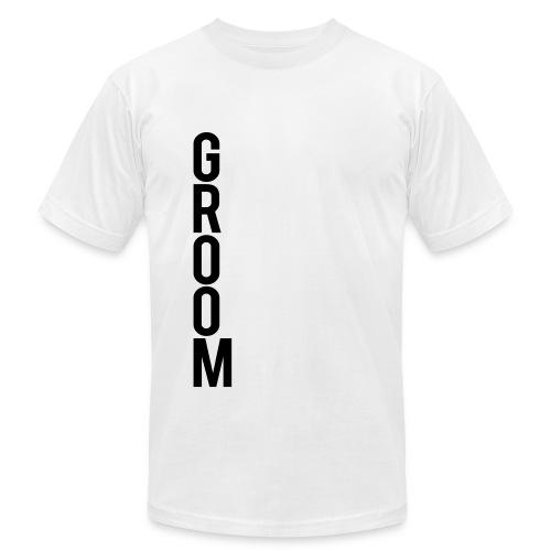GROOM - Men's  Jersey T-Shirt