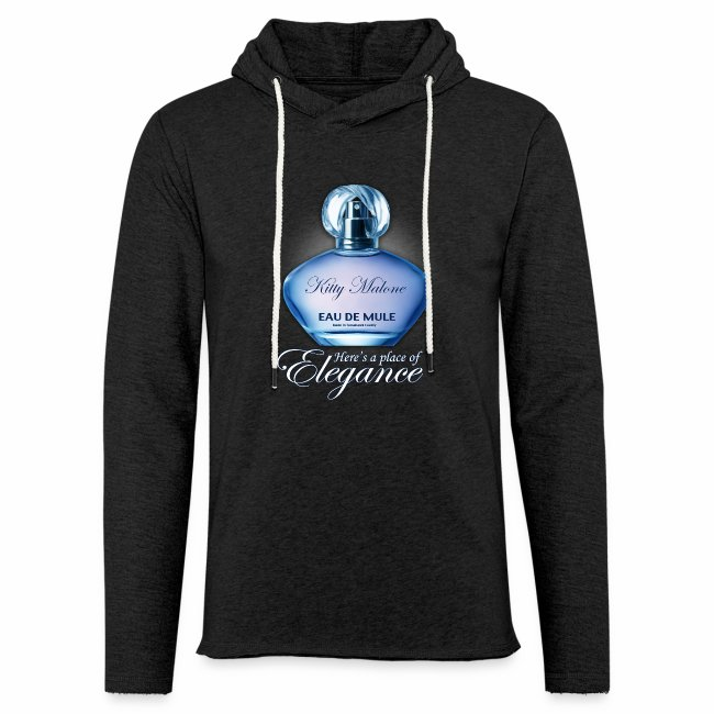 Scent of a Mule Lightweight Terry Hoodie