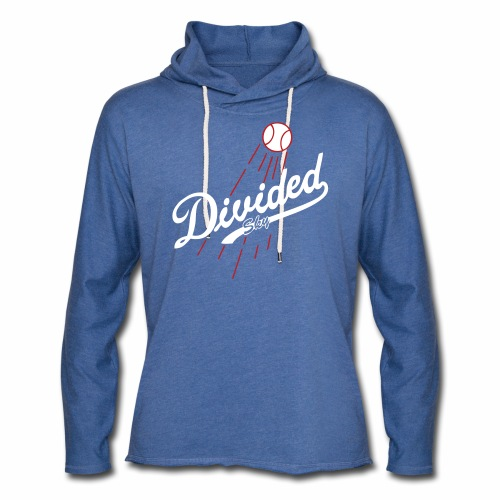 Divided Sky Lightweight Terry Hoodie - Unisex Lightweight Terry Hoodie
