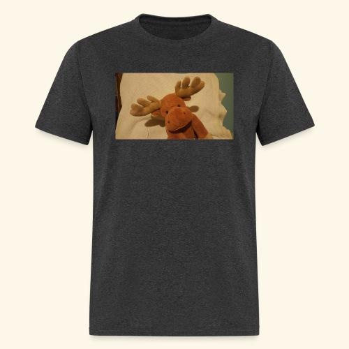 fluffy buddy shirt - Men's T-Shirt