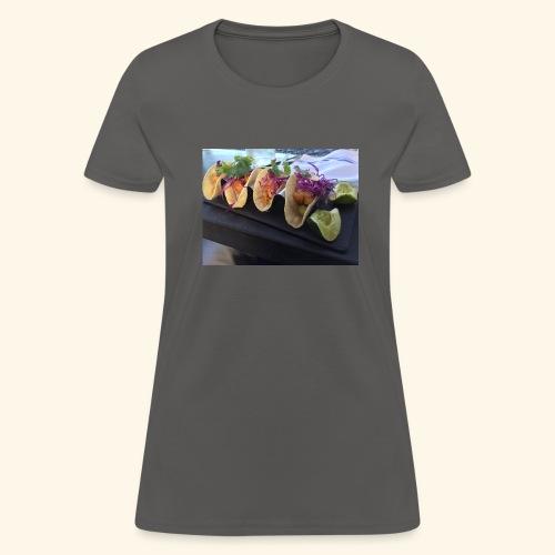 yummy taco shirt - Women's T-Shirt