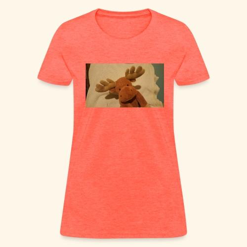 fluffy buddy shirt - Women's T-Shirt