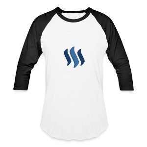 Steem Shirt - Woman - Baseball T-Shirt