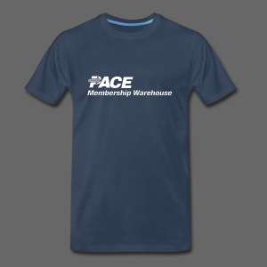 Pace Membership Warehouse - Men's Premium T-Shirt