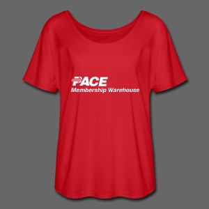 Pace Membership Warehouse - Women's Flowy T-Shirt