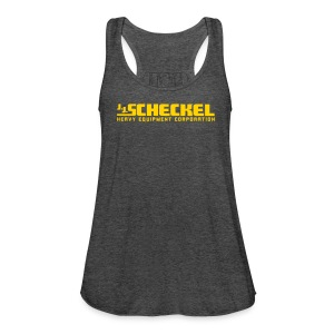 JJ Scheckel Women's Flowy Tank Top - Women's Flowy Tank Top by Bella