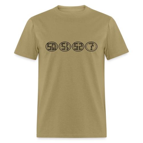 Birthday Bacon - Men's T-Shirt