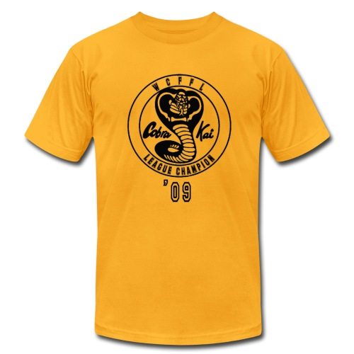 Cobra Kai Black - Men's Fine Jersey T-Shirt