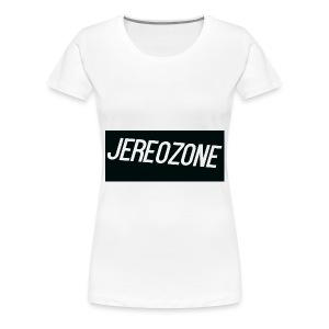 Jereozone Womens Shirt 1 - Women's Premium T-Shirt