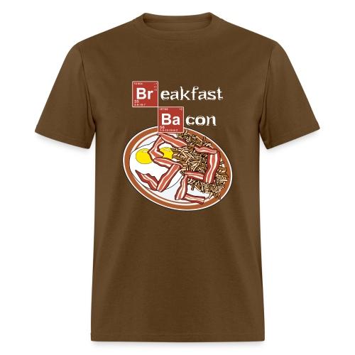 Breakfast Bacon - Men's T-Shirt