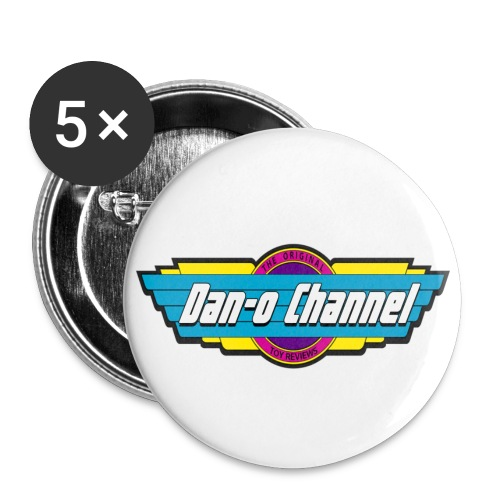 Dan-O Channel Micromachin - Small Buttons