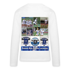 #DHSGILSLAX - Kids' Premium Long Sleeve T-Shirt