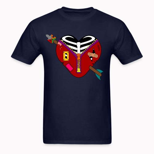 Full Heart Shirt  - Men's T-Shirt
