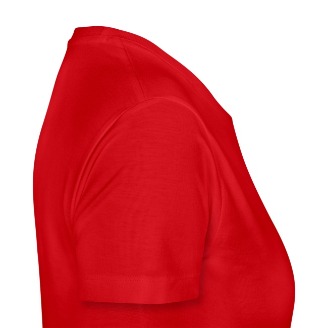 Women's Premium T- w/back & chest logo, name (Black Glitz)