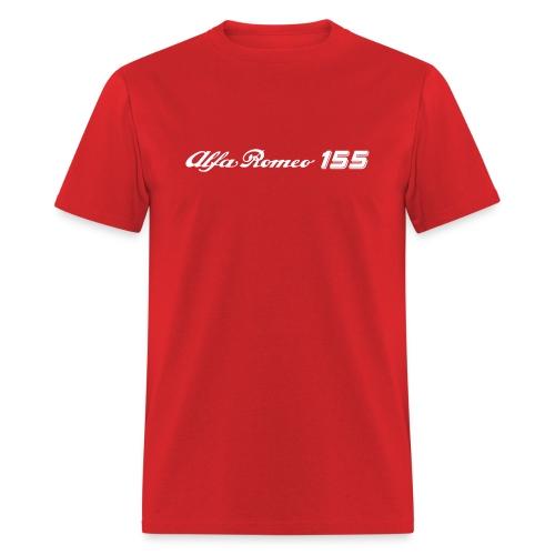 Alfa Romeo 155 GTA (White) - Men's T-Shirt