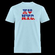 T-Shirts ~ Men's T-Shirt ~ ich liebe NYC