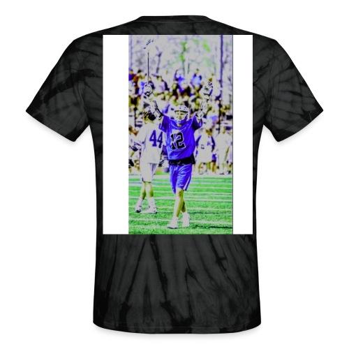 dhslax10 - Unisex Tie Dye T-Shirt