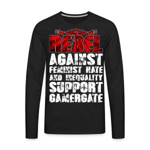 Rebel 4 - Men's Premium Long Sleeve T-Shirt