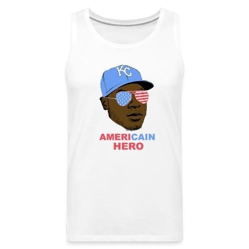 AmeriCain Hero - Tank - Men's Premium Tank