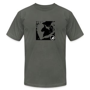 BULGEBULL  FSE1 - Men's Fine Jersey T-Shirt