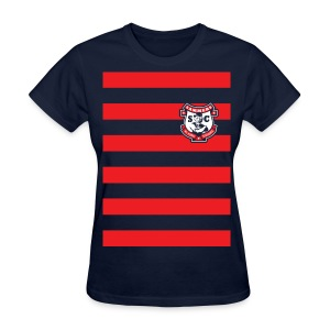 We Sing For 90 (2017 Edition) – Ladies' Navy Tee - Women's T-Shirt