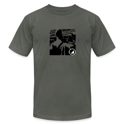 BULGEBULL  FSE5 - Men's Fine Jersey T-Shirt