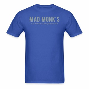Mad Monk's Staff  Tee - Men's T-Shirt