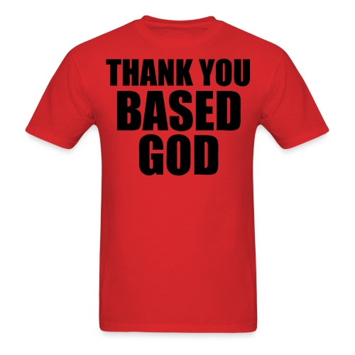 BasedGod - Men's T-Shirt