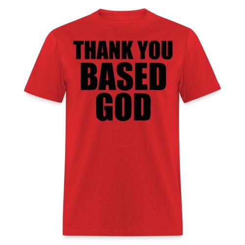 BasedGod - Men's T-Shirt