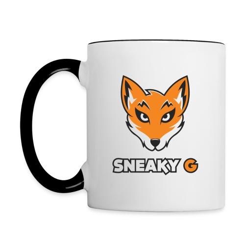 SNEAKY G Mug - Contrast Coffee Mug