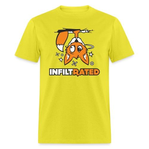 SNEAKY G Infiltrated Men's T-shirt - Men's T-Shirt