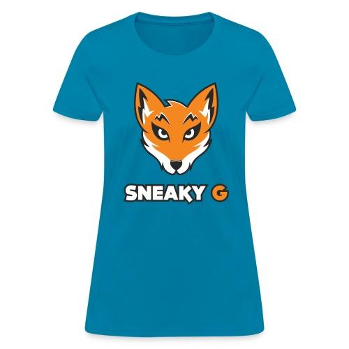SNEAKY G Logo Women's T-shirt - Women's T-Shirt