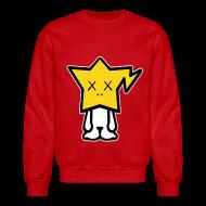Long Sleeve Shirts ~ Crewneck Sweatshirt ~ Star HEad Crewneck Sweatshirt