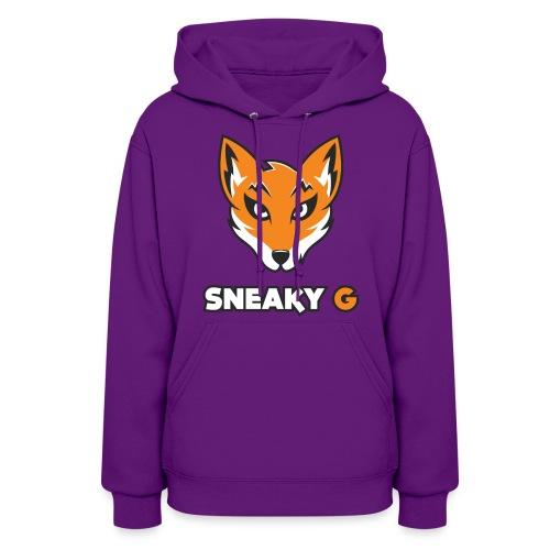 SNEAKY G Logo Women's Hoodie - Women's Hoodie