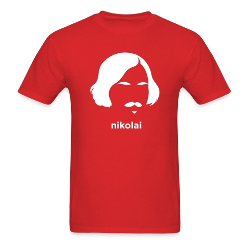 [nikolai-gogol] - Men's T-Shirt