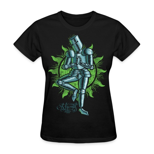 Yoga Knight - Women's T-Shirt