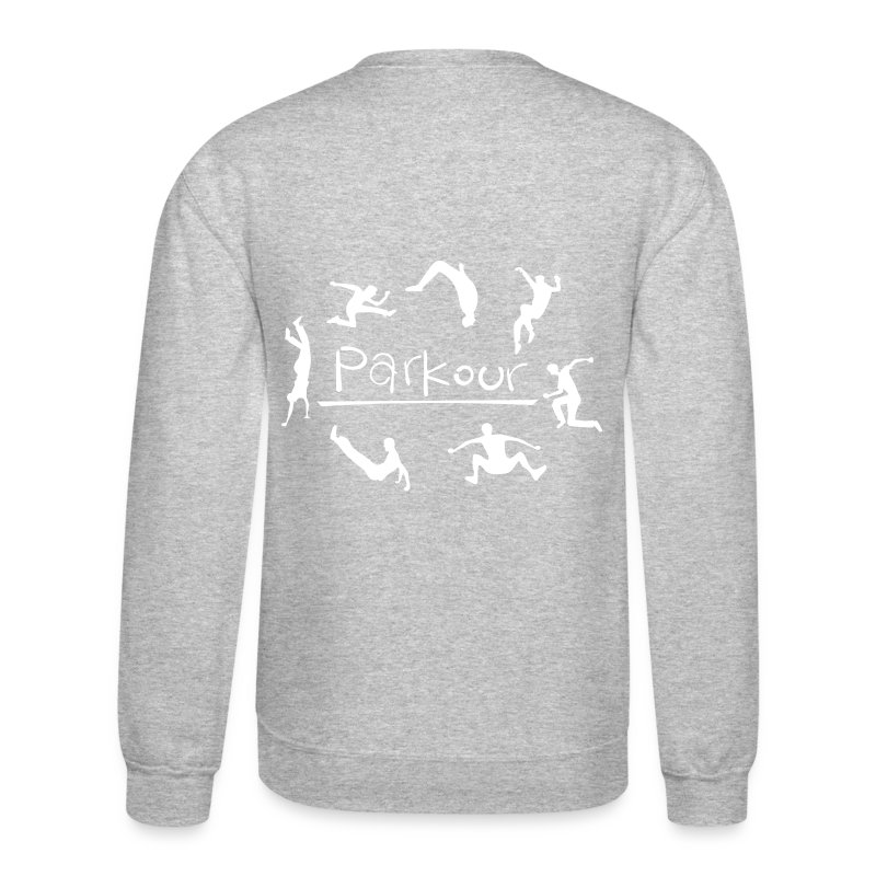 ultimate parkour - Crewneck Sweatshirt