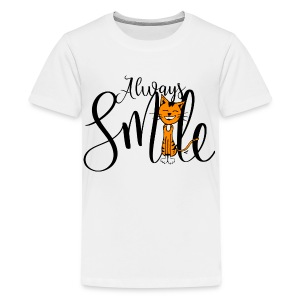 Always smile - Kids' Premium T-Shirt