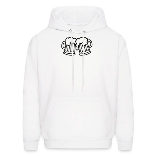 Men's Beer Tankard Hoodie - Men's Hoodie
