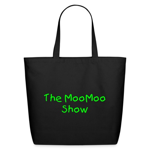 The MooMoo Show Eco-Friendly Tote Bag - Eco-Friendly Cotton Tote