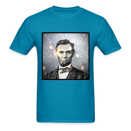 Seats to Die For ~ Lincoln - Men's T-Shirt