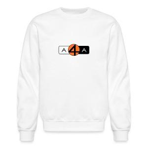 Sweatshirt - A4A Logo - Crewneck Sweatshirt