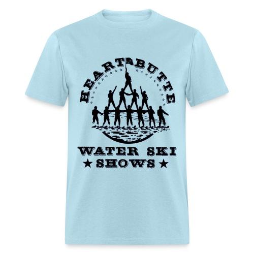Heart Butte - Men's T-Shirt