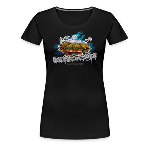 Burgerwehr - Women's Premium T-Shirt